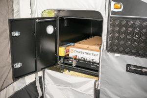 MDC Forbes 12 plus offroad Caravan