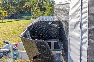 MDC Forbes 13 Offroad Caravan