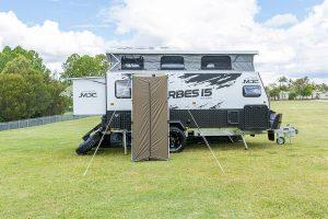 MDC Forbes 15 Plus Offroad Caravan