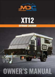 MDC Offroad Campers and Caravans Owners Manuals