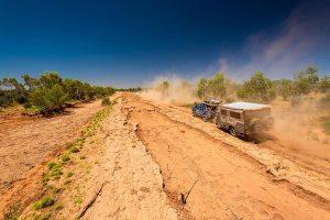 MDC XT12DB Offroad Caravan