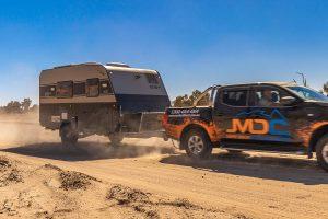 MDC XT15HR Offroad Caravan