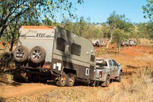 MDC XT17HRT Offroad Caravan