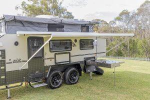 MDC XT17T Offroad Caravan
