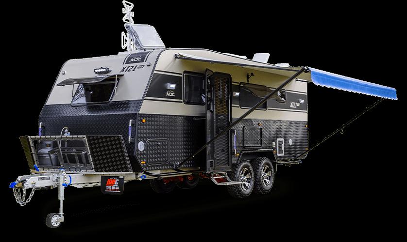 MDC XT21 Offroad Caravan