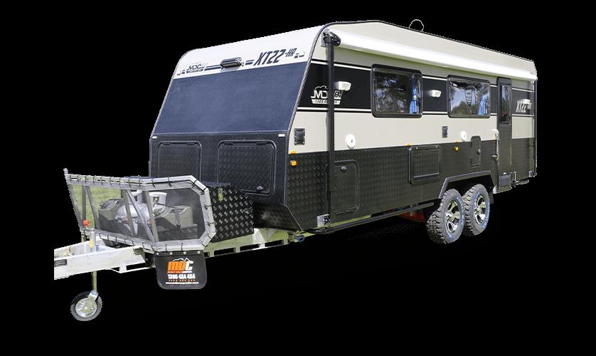 MDC XT22 Offroad Caravan