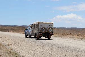 XT10 Caravan Offroad Photos