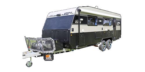 XT22 offroad caravan