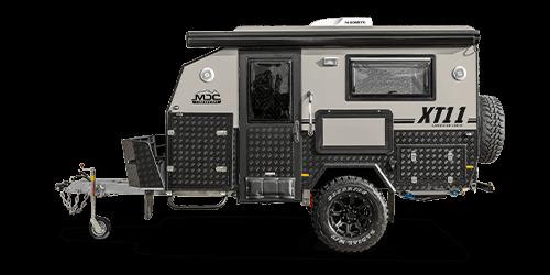 MDC 11 Foot Offroad Caravan Range