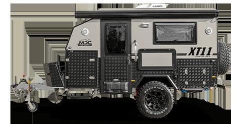 MDC XT11 Offroad Caravan