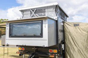 MDC Forbes 11Plus TB Offroad Caravan External