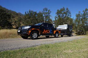 MDC Forbes 11Plus TB Offroad Caravan Offroad