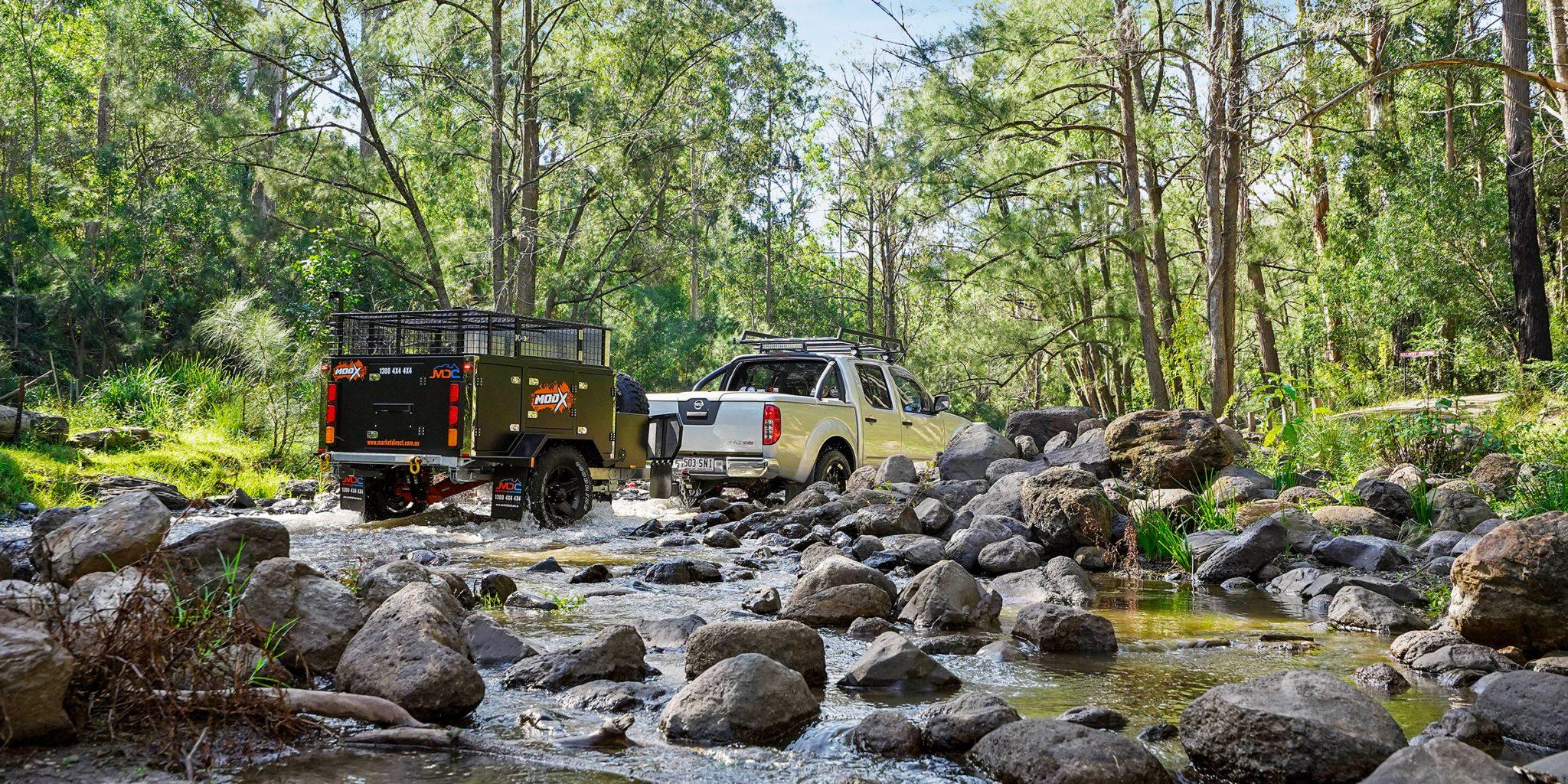 Mod X Offroad Camper Trailer