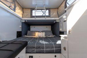 MDC XT11 Offroad Caravan Interior features