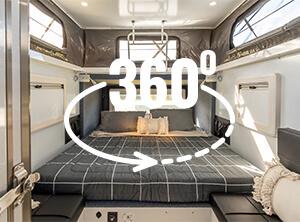 MDC XT11E Offroad Caravan 3D Virtual Tour