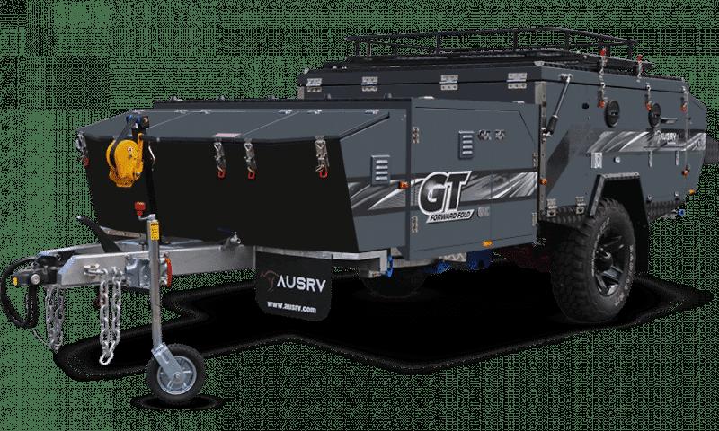 AUSRV GT Forward Fold Offroad Camper Trailer