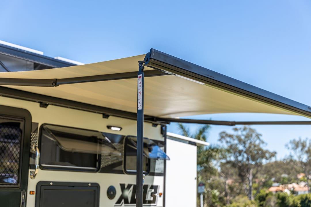 AUSRV XL13 Offroad Caravan Exterior Electric Awning
