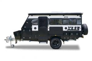AUSRV XL13 Offroad Caravan