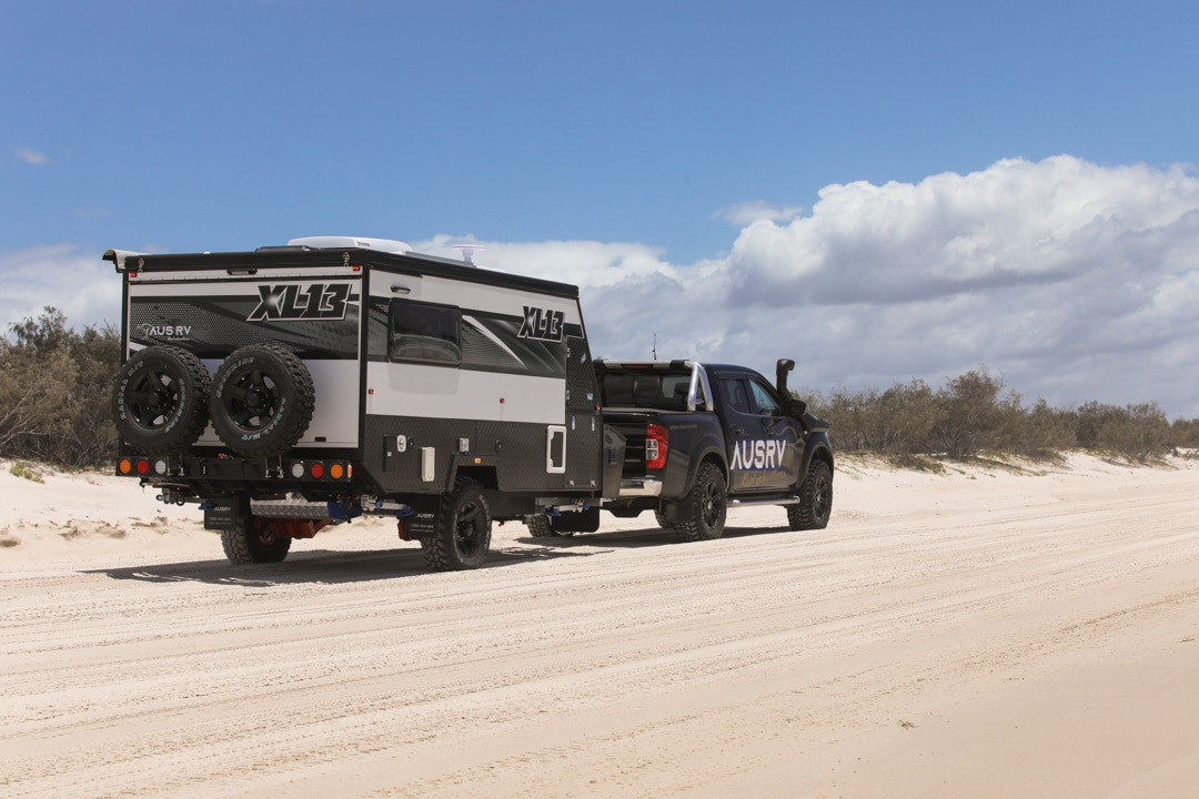 AUSRV XL13 Off Road Caravan