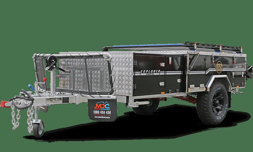 MDC Explorer Forward Fold Camper