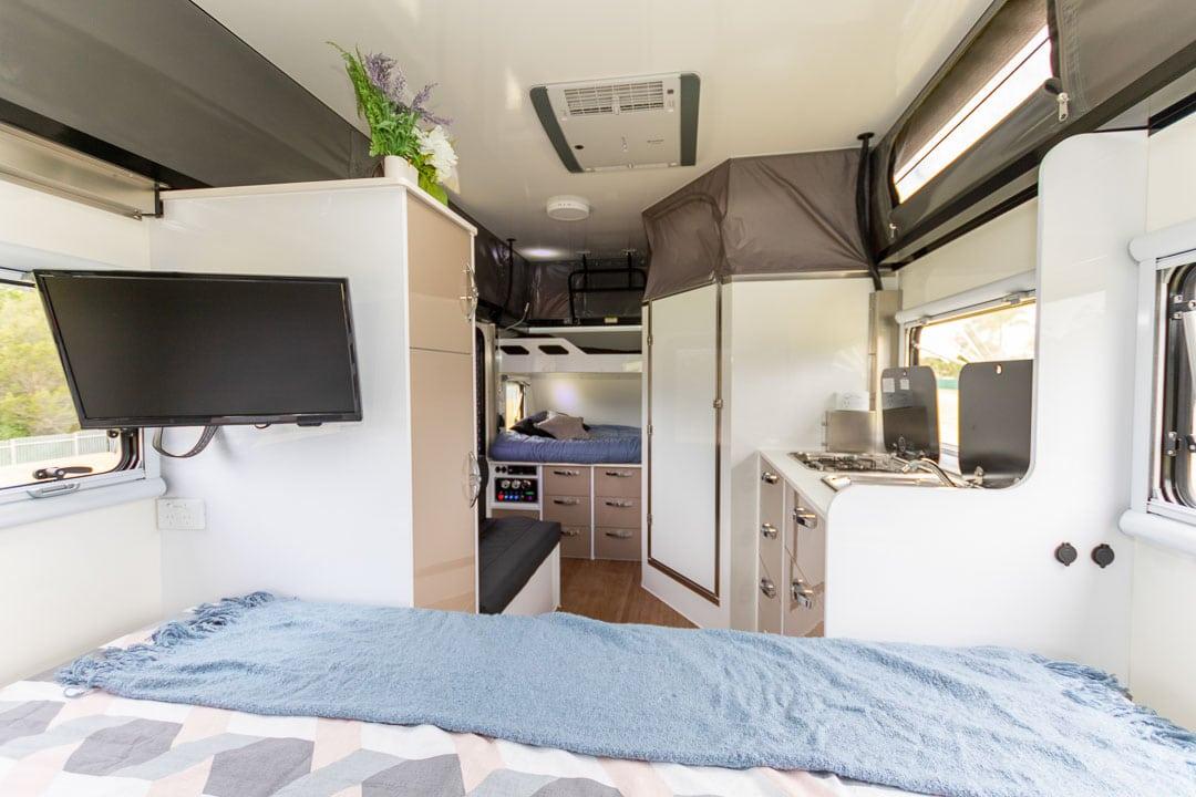 AUSRV XL15-4 Off Road Caravan