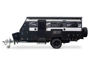 AUSRV XL15 Offroad Caravan
