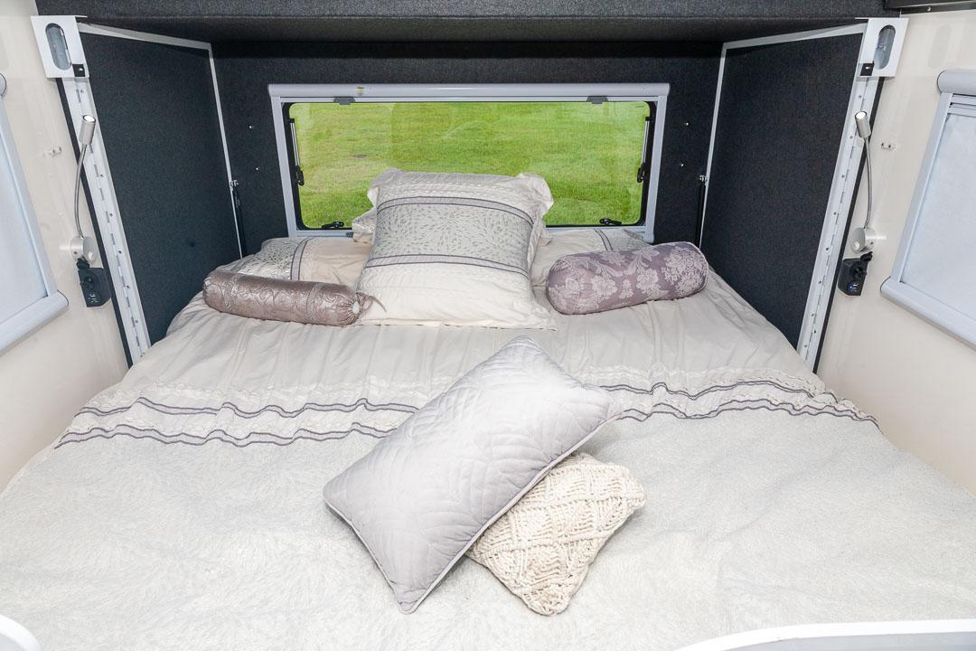 AUSRV XL15 Offroad Caravan - Interior